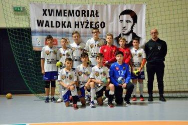 Memoriałowe zwycięstwo młodych szczypiornistów Piotrkowianina