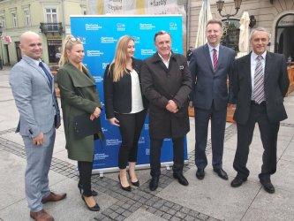 Koalicja Obywatelska przedstawiła kandydatów do Sejmiku Województwa Łódzkiego