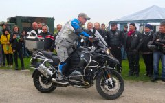 Rozpoczęcie sezonu motocyklowego w Gorzkowicach
