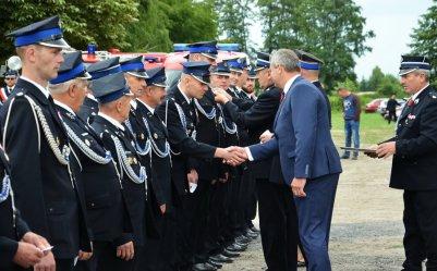 OSP w Kamocinie świętowała swoje 100-lecie
