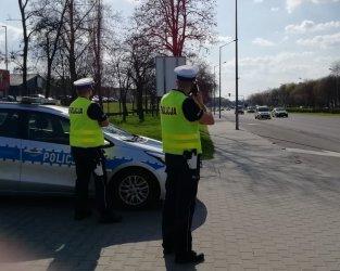 Wzmożone kontrole drogowe policji