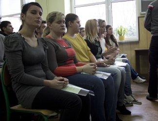 Uczniowie ZSP w Szydłowie odebrali certyfikaty