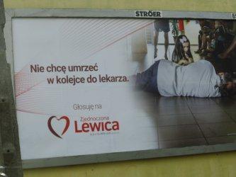 Lewica prezentuje listę i propozycje reform