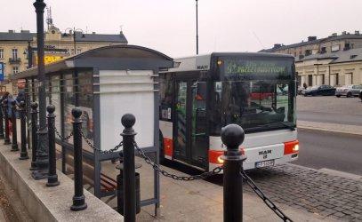 Od niedzieli zmienią się trasy miejskich autobusów