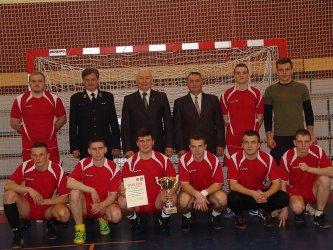 Strażacy z Kosowa piłkarskimi mistrzami
