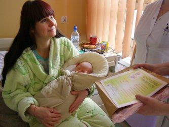 Piotrków: Mała Tola już opuściła szpital