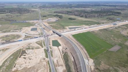 Kolejny odcinek A1 oddany do użytku