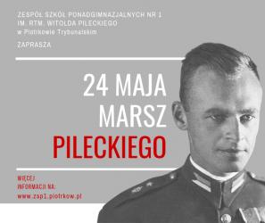 Przed nami kolejny Marsz rtm. Witolda Pileckiego