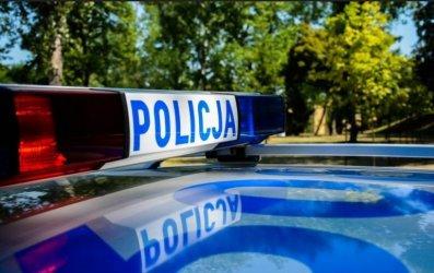 Zderzenie osobówki i motoroweru w Gorzkowicach