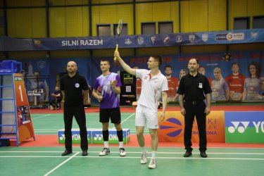 Mateusz Danielak wicemistrzem Polski