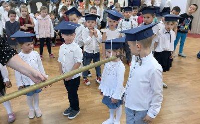 Pasowanie na przedszkolaka w Niechcicach