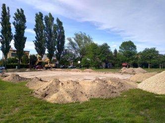 Ruszyła budowa Szczekanica Central Parku