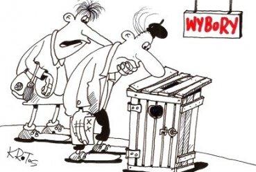 Wybory do PE. Frekwencja w Piotrkowie