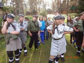 Harcerze pamiętają o rocznicy powstania Polskiego Państwa Podziemnego