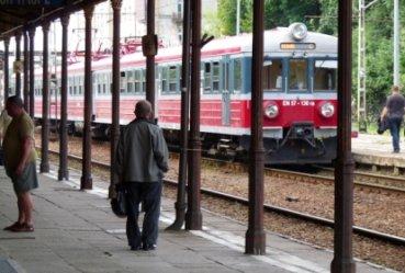 Będzie szybciej - wystartowała modernizacja linii kolejowej nr 1
