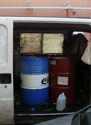 Region: Sprzedawali wodę zamiast paliwa
