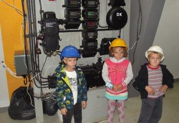 Tym razem zwiedzali zabytkową kopalnię