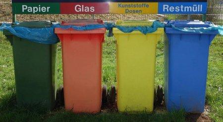 Odpady segregowane odbiorą do piątku