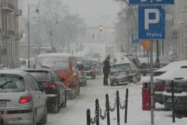 Piotrków: Fatalne warunki na drogach