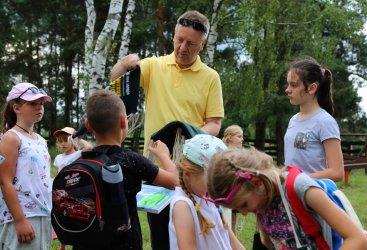 Uczestnicy z Piotrkowa Trybunalskiego rozpoczęli przygodę z Kolorową Lokomotywą