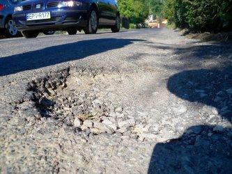 MZDiK: Dziury z piotrkowskich ulic nie znikną