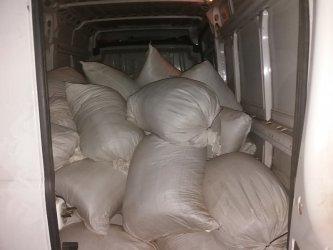 Nielegalna produkcja. 4 tony tytoniu za 3 mln