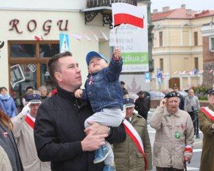 Piotrkowianie pamiętali o Konstytucji 3 maja