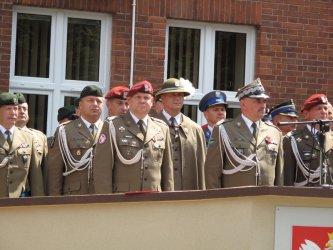 Nowy dowódca tomaszowskich żołnierzy