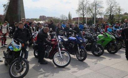 Sezon motocyklowy w Piotrkowie oficjalnie rozpoczęty
