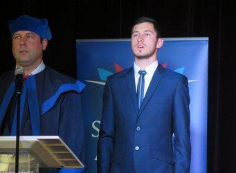 Inauguracja roku akademickiego w bełchatowskiej uczelni