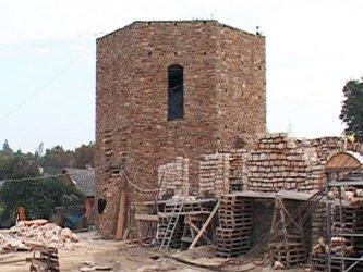 Trwa rekonstrukcja zamku Kazimierza Wielkiego