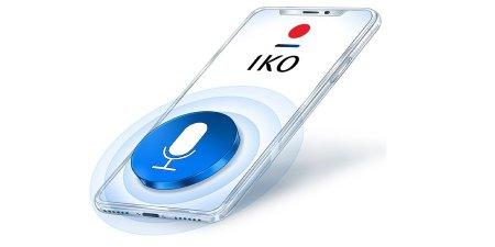Asystent głosowy w aplikacji mobilnej IKO - zrobi przelew, zapłaci BLIKIEM