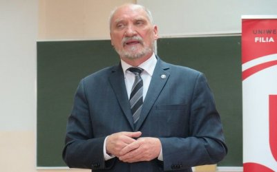 Wyborcy najchętniej głosowali na Antoniego Macierewicza