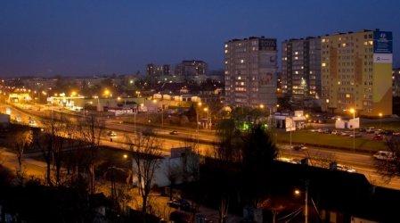 Egipskie ciemności na Kostromskiej i Belzackiej