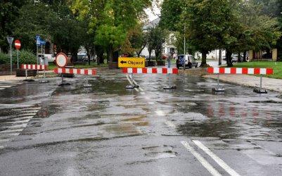 Zamknięcie dwóch piotrkowskich ulic. Rusza remont