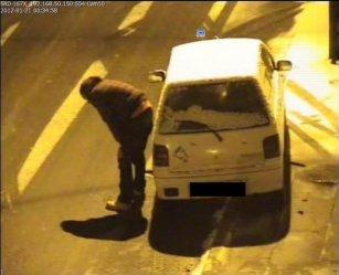 Monitoring wychwycił pijanego kierowcę