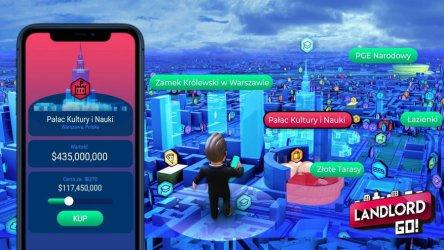 Polska gra Landlord GO pokonuje Pokemon GO