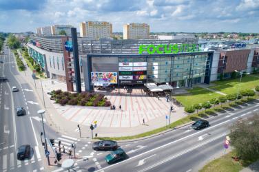 Certyfikowane bezpieczeństwo w Focus Mall