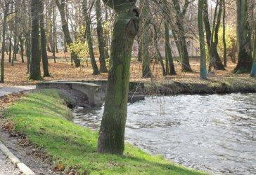 Mieszkańcy bronią parku Belzackiego