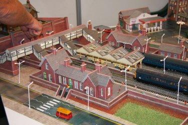 Gratka dla pasjonatów modelarstwa kolejowego