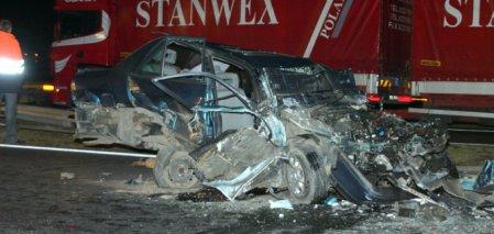 Piotrków: 5 osób rannych w wypadku