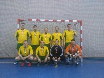 Halowe Mistrzostwa OSP w Piłce Nożnej