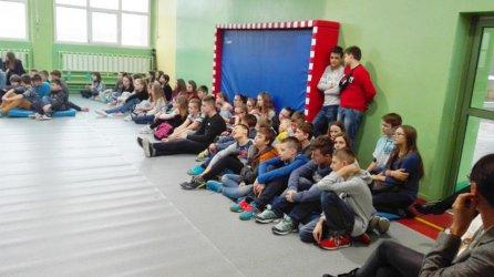 Dzień otwarty w Gimnazjum nr 4 w Piotrkowie