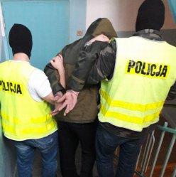 Dwa kilogramy narkotyków i cztery osoby zatrzymane