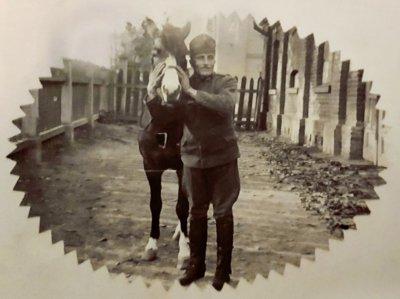 Jan Onesin i jego konie