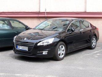 Piotrków: Nowa luksusowa limuzyna prezydenta