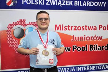 Bilardzista ze Srocka powołany do kadry narodowej