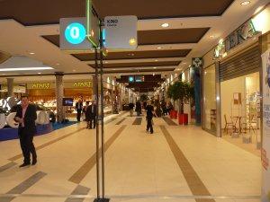 Piotrków: Pożar w galerii Focus Mall