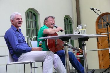 Andrzej Rybiński zaśpiewał dla piotrkowian