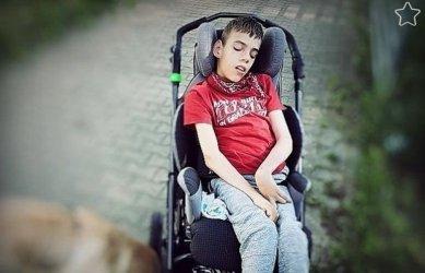14-letni Tymek z Piotrkowa potrzebuje naszej pomocy